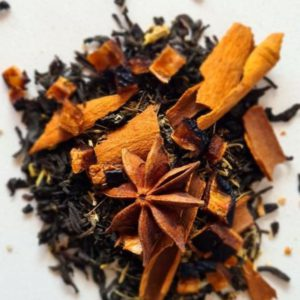Plum Mulled Spice Blend Tea