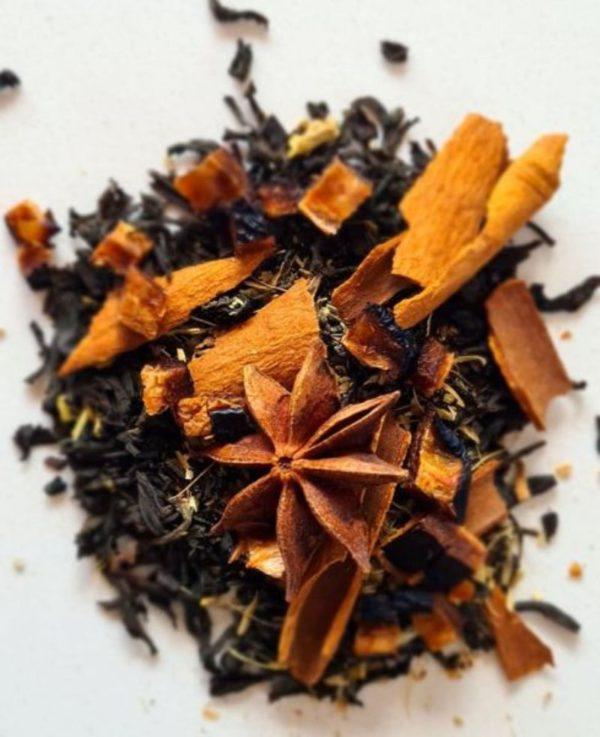 Plum Mulled Spice Blend Tea