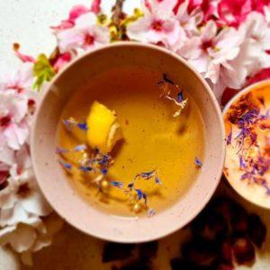 Mindful Ti Ritual & Candles